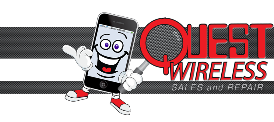 Quest Wireless is your location for cell phone repair. Bring your broken electronics Cell Phone Repair on Wornall fixes iPhones, laptops, tablets and more.